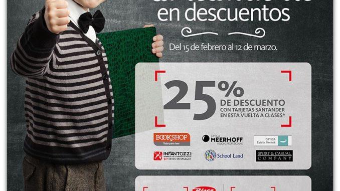 Santander Vuelta a clases