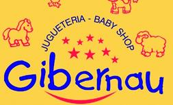 GIBERNAU jugueteria logo
