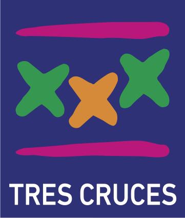 logo tres cruces