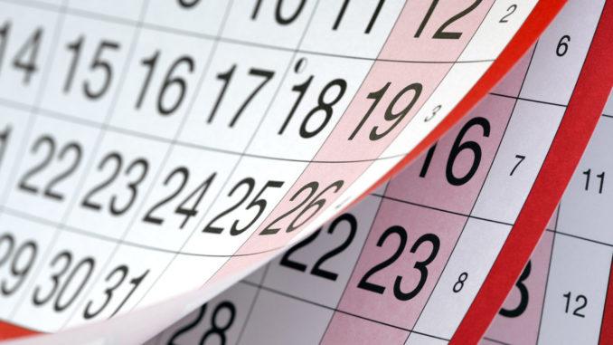 Horarios Navidad y Año Nuevo