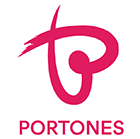 portones shopping logo