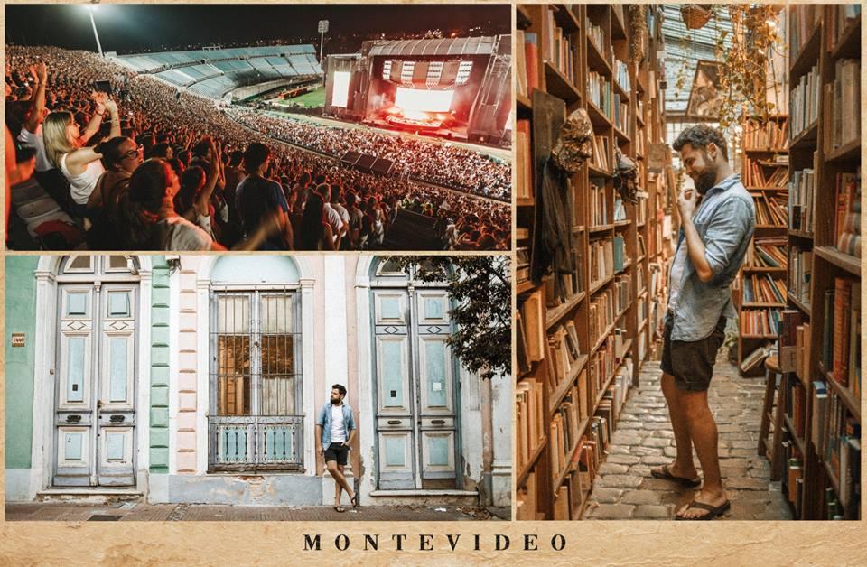 Passenger en Montevideo Uruguay