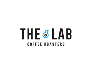 The Lab Coffee Roasters logo banner