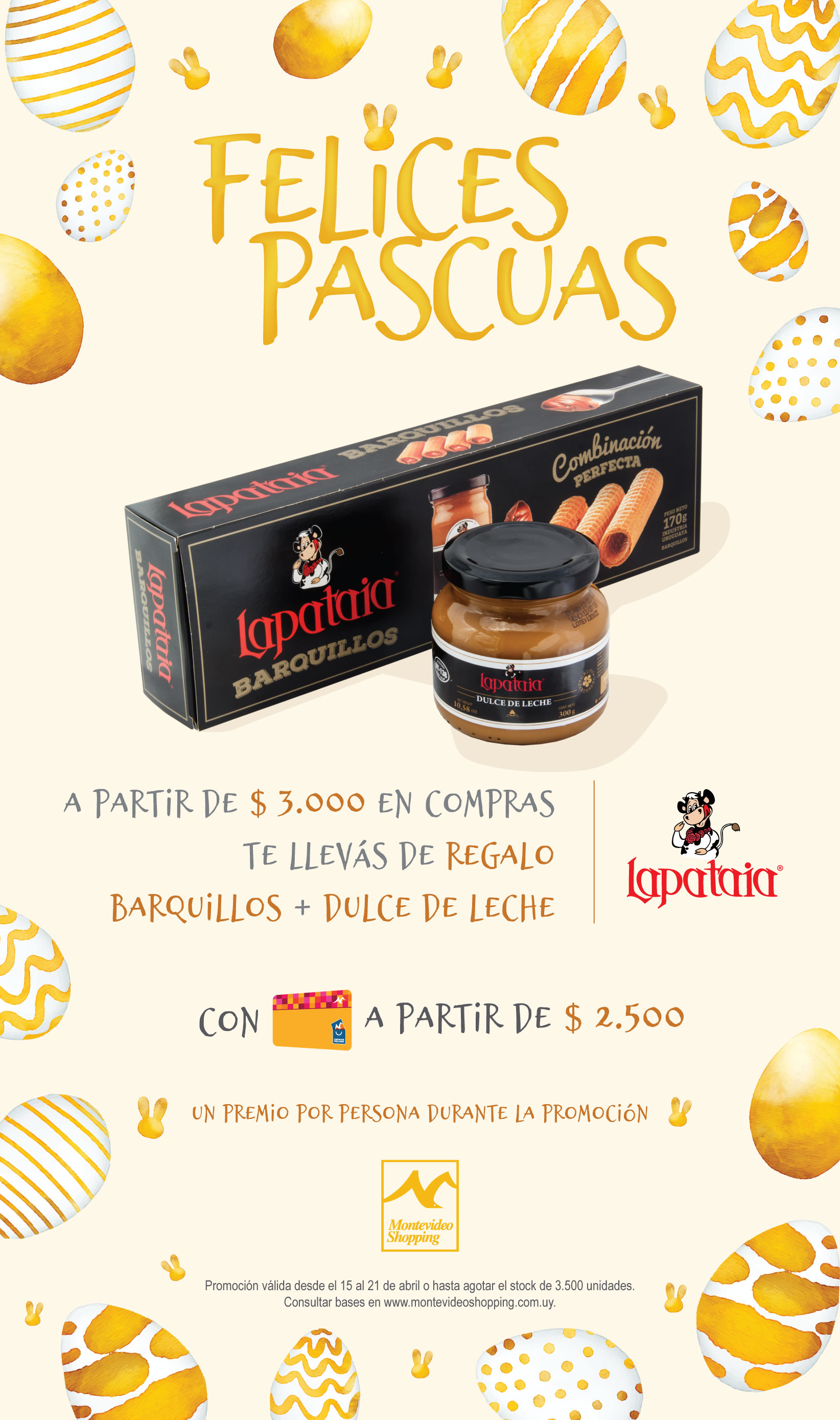 pascuas montevideo shopping