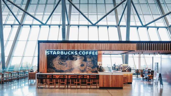 Starbucks Aeropuerto de Carrasco