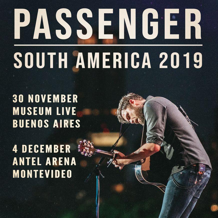 Passenger Montevideo 2019