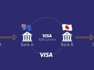 Visa B2B lanzamiento