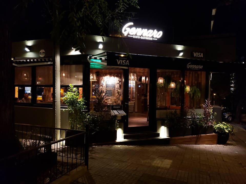 gennaro restaurante descuentos