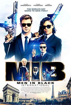 hombres de negro 4D