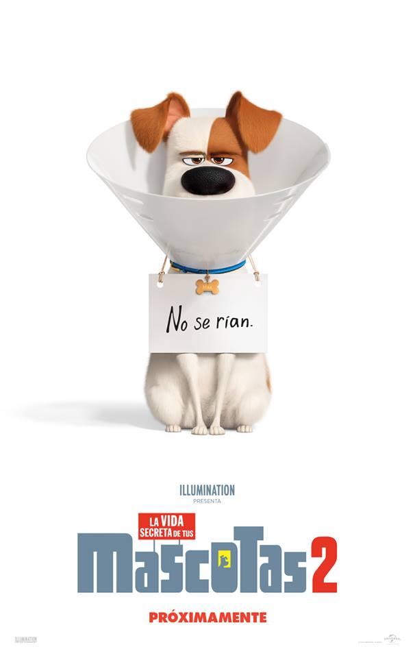 La Vida Secreta de tus Mascotas 2 4D