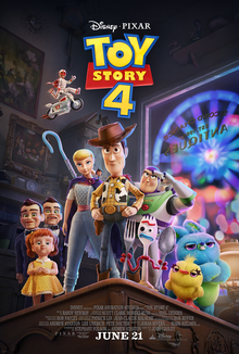Toy Story 4 4D