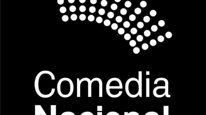 comedia nacional logo