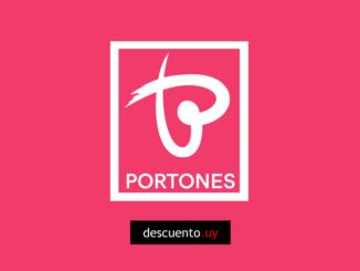 Logo Portones Shopping