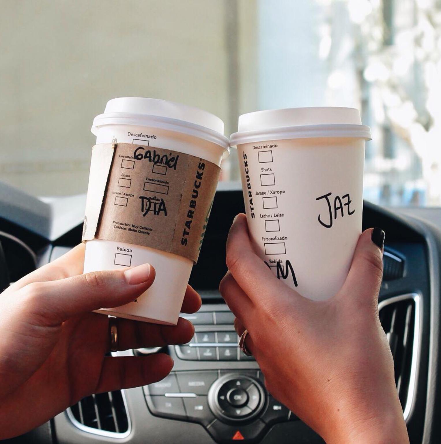 Starbucks Drive Thru Uruguay