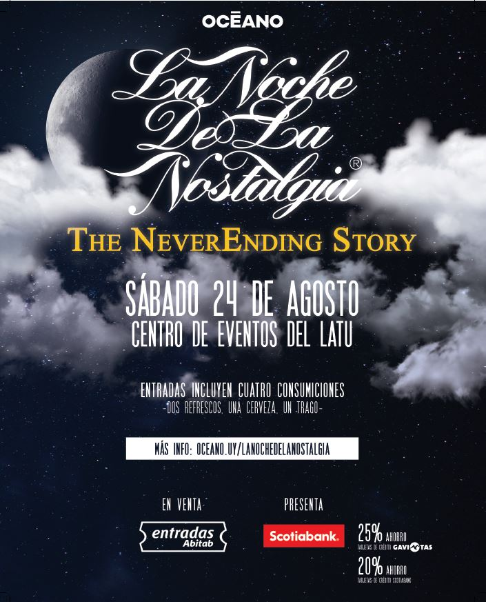 noche de la nostalgia 2019
