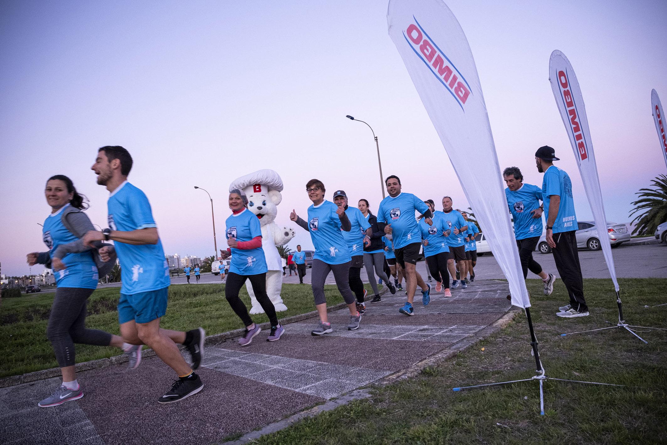 Equipo Bimbo Energy Race 2019- 2