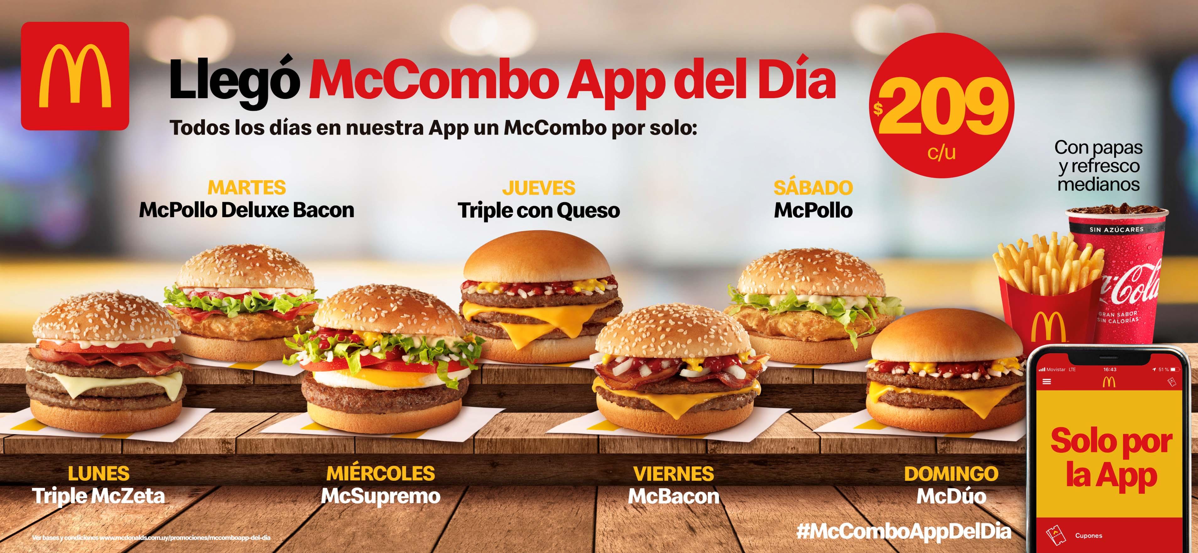McCombo Uruguay