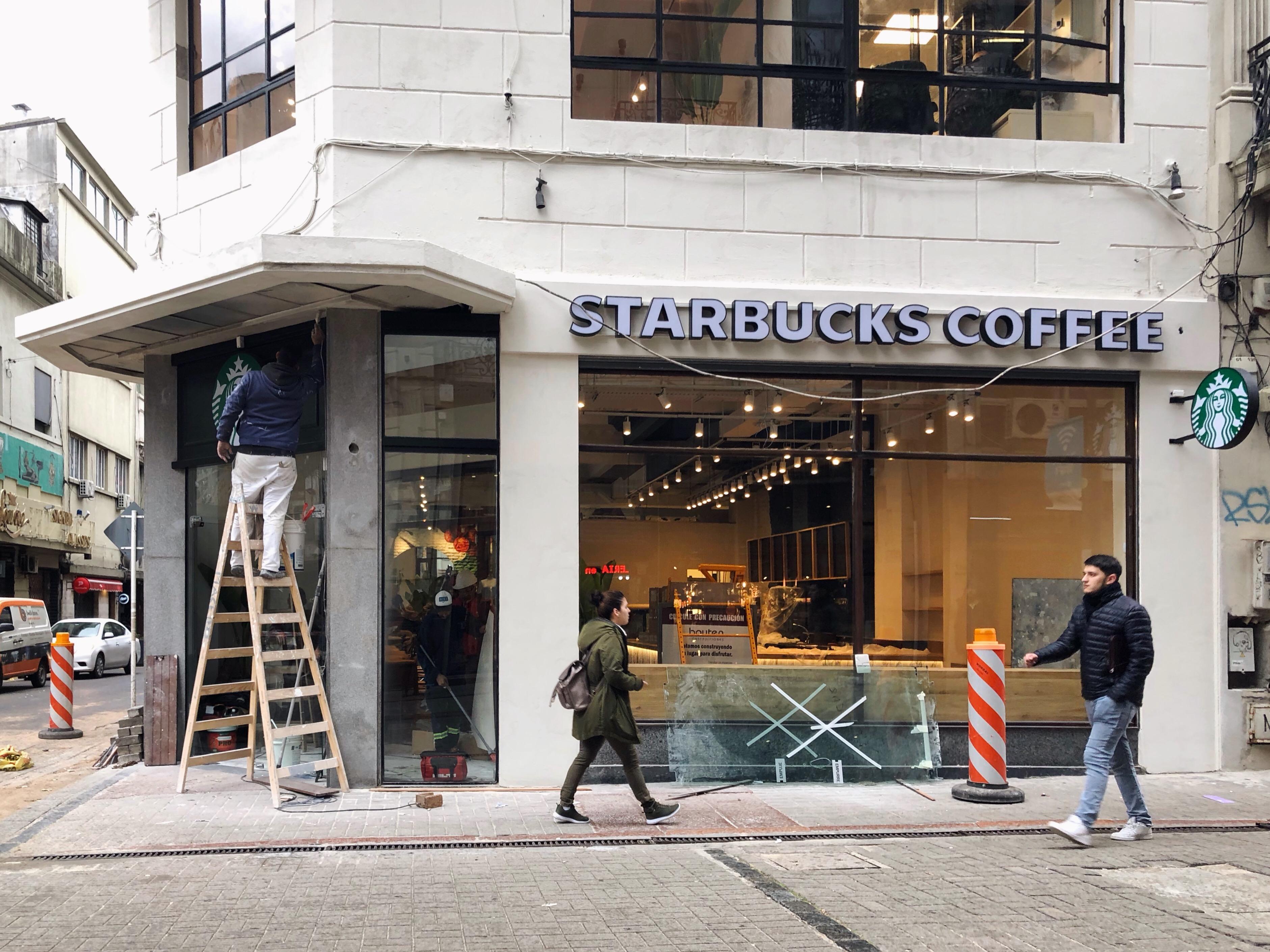 Starbucks Ciudad Vieja