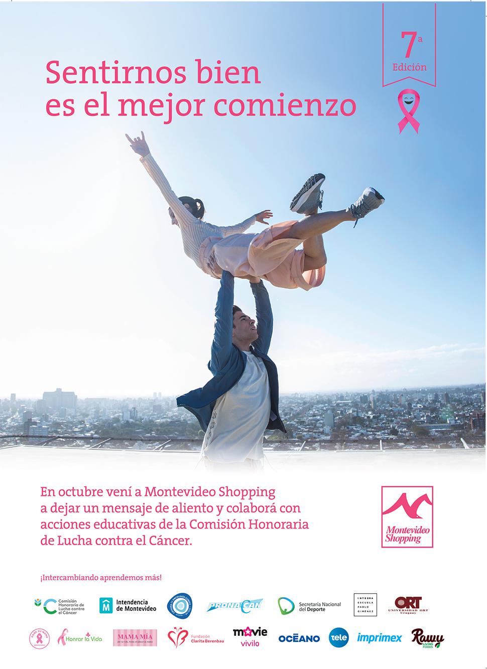 Montevideo lucha contra el cáncer