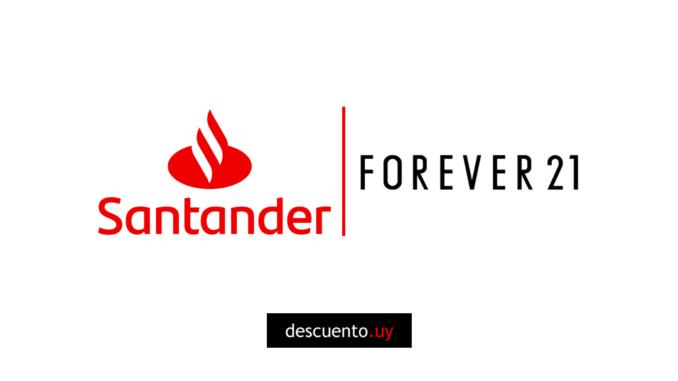santander forever 21