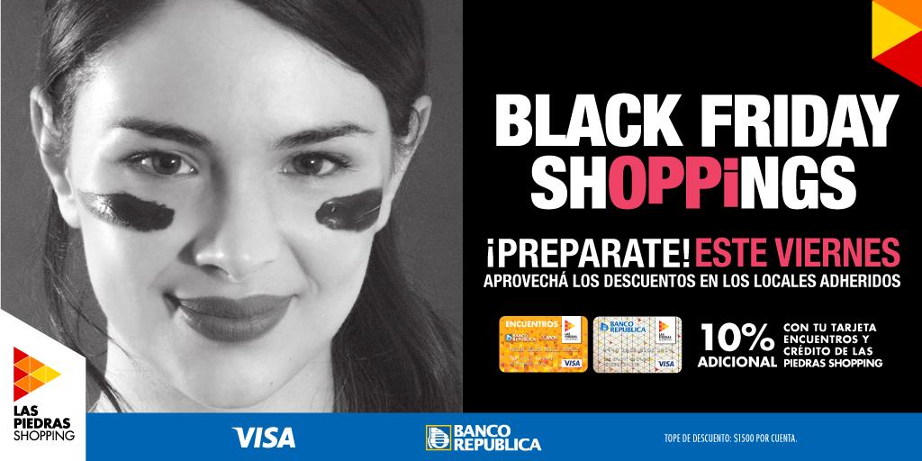Black Friday Las Piedras Shopping