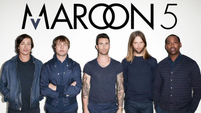 Maroon 5 concierto