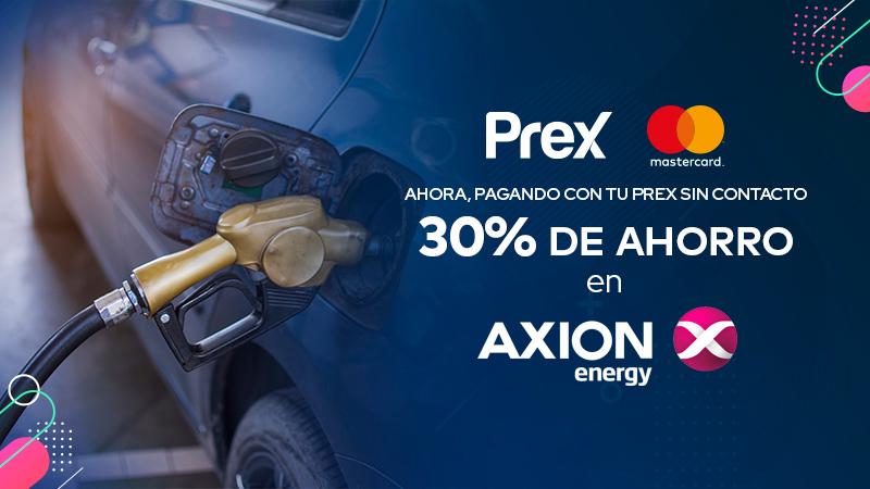Descuentos combustible prex