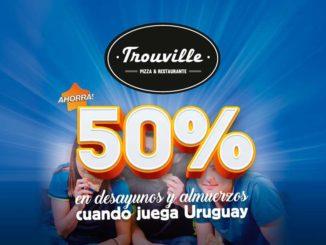 descuentos cash trouville mundial uruguay