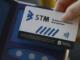OCA tarjeta STM