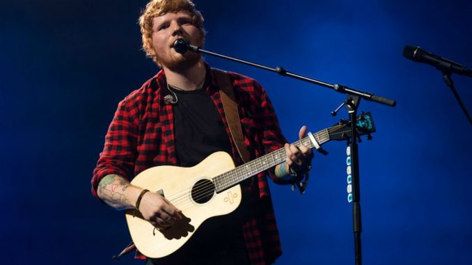 Ed Sheeran Uruguay 2019