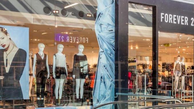 Forever 21 Montevideo Shopping