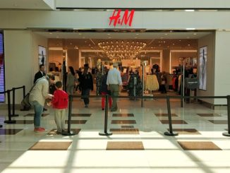 H&M Montevideo Shopping
