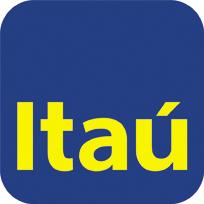 Itaú banco logo