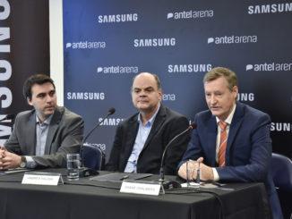 Samsung y Antel