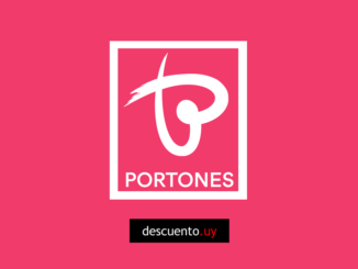Logo Portones Shopping