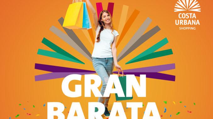 Gran Barata Costa Urbana Shopping