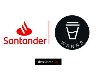 Descuentos en Wanna café santander
