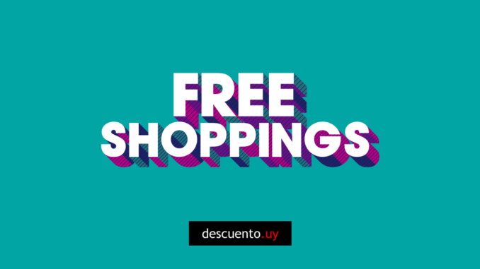 Free shoppings