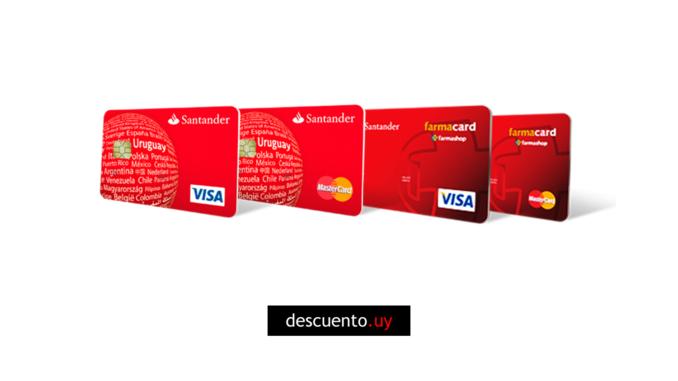 Nuevos precios tarjetas santander