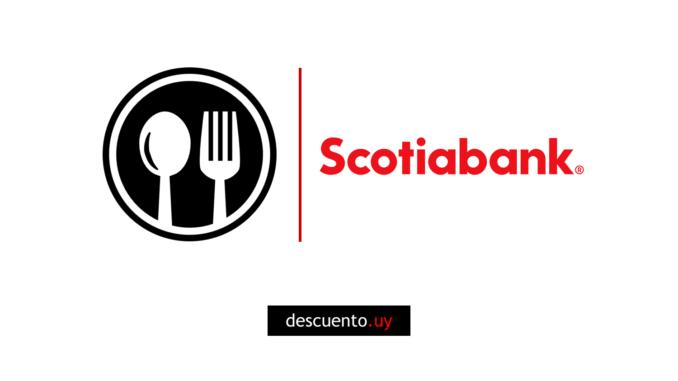 Descuentos en restaurantes con scotiabank