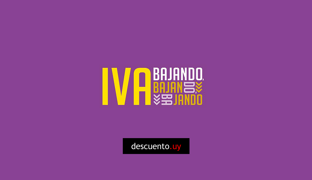 Descuento IVA shoppings