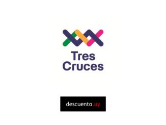 Tres Cruces Shopping nuevo logo