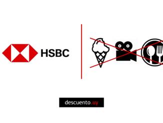 Descuentos HSBC Uruguay