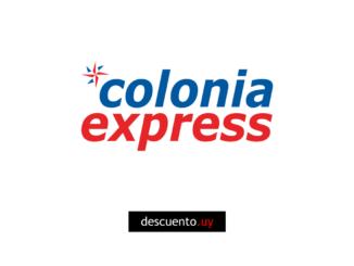 Descuentos en Colonia Express