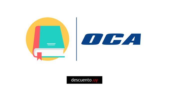 Descuentos en Librerías con OCA