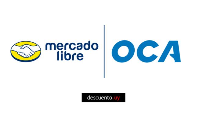 Descuentos en MercadoLibre con OCA