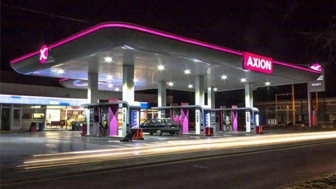 Descuentos en combustible Axion